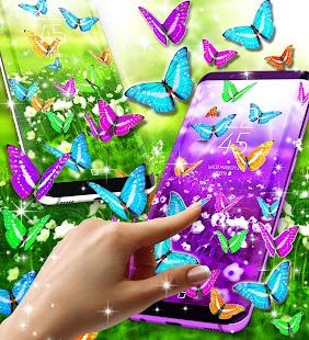 Butterflies live wallpaper - náhled