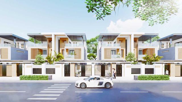Giá bán Takara Residence Chánh Nghĩa phụ thuộc vào diện tích căn hộ