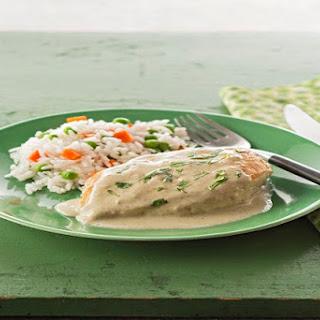 Creamy Salsa Verde Chicken