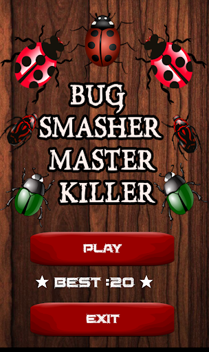 Bug Smasher Master Killer