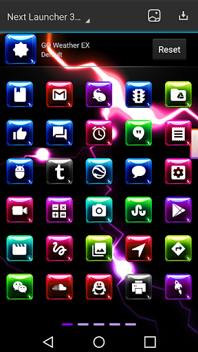 Colorful 3D for Next Launcher image | 8