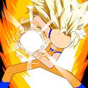 Super Stick Fight Z - Attack Of The Saiyans icon