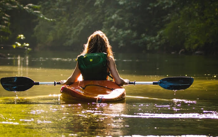Canoe club offers lessons in advance of canoeing plans