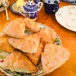 Pie Cottage Scones