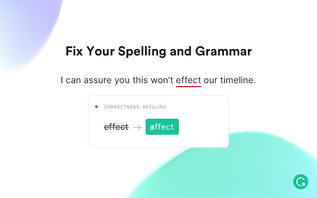 Warranty Offer Grammarly Proofreading Software