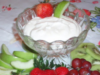 Devonshire Cream For Fruit Recipe