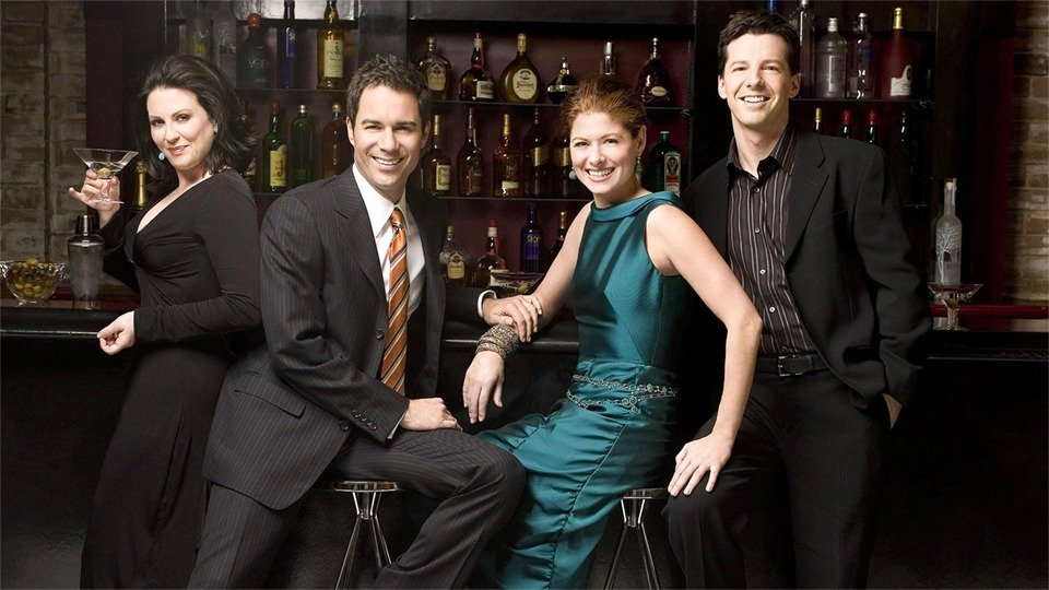 Watch Will & Grace: Original live