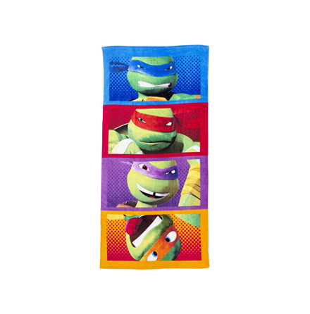 Teenage Mutant Ninja Turtles 'Dudes' Towel