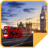 London City Big Ben 3D LWP
