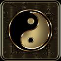 Ying Yang 3D Next Launcher theme icon