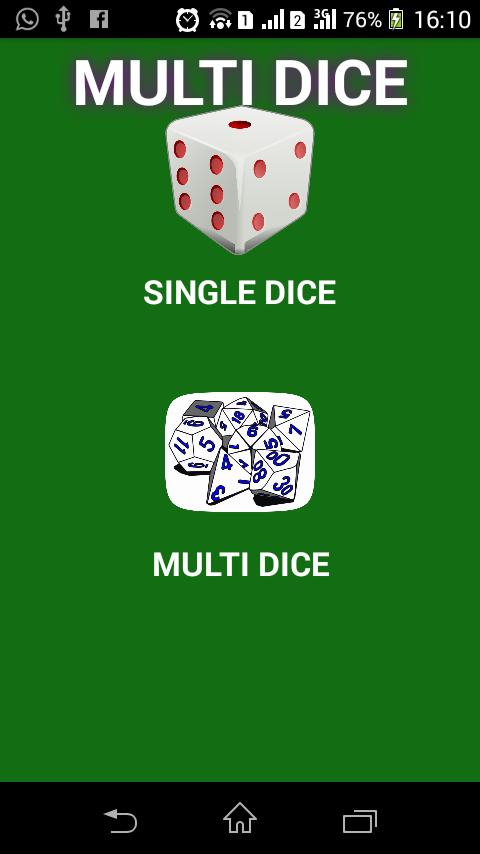 multi dice