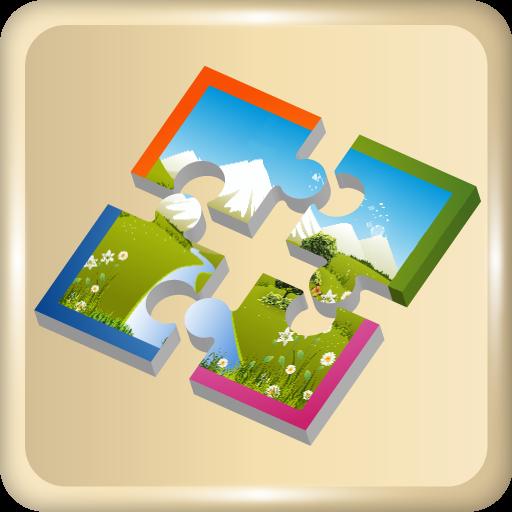 拼圖 解謎 App LOGO-APP試玩