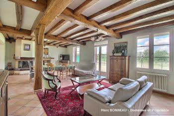 propriété à Lamotte-Beuvron (41)