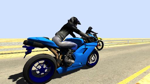 Extreme Drag Racing: Motorbike