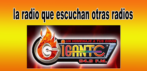 Radio Gigante 94.9 fm app (apk) free download for Android/PC/Windows screenshot