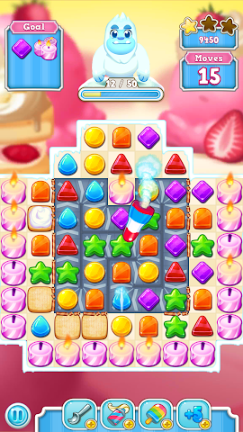 android Frozen Frenzy Mania Screenshot 5