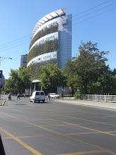 Photo: Green architecture in Santiago, Chile