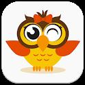 Owl Sticker for WAStickerApps icon