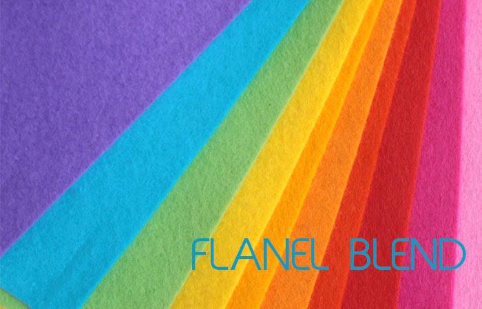 jenis kain flanel