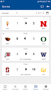 Pac-12 Now - Apps on Google Play
