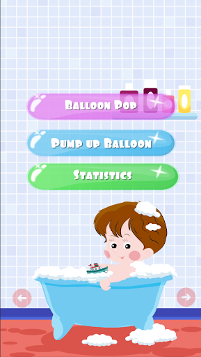 Balloons Pop for kids. Baby Bubble Game! screenshots 3