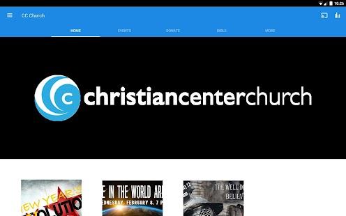 Christian Center Church - náhled