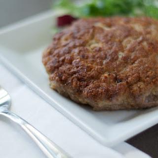 French Hamburgers (Bifteck Haché).