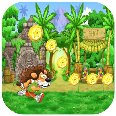 android Jungle Mouse Runner Island Screenshot 1
