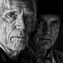 Photo: Chris Stamp, with brother Terence