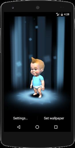 Dancing Baby Wallpaper 1.0 screenshots 1