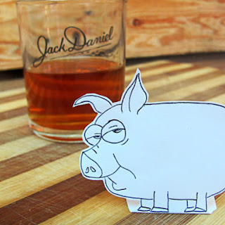 The Jack-Ham'er –Bacon Infused Jack Daniels