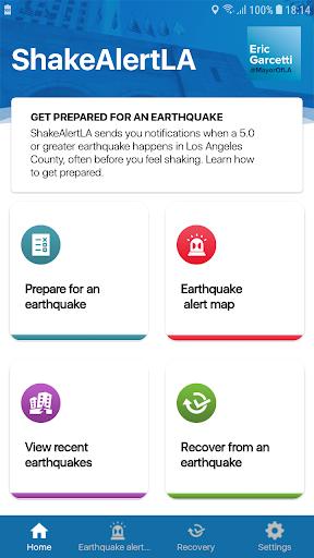 ShakeAlertLA 1.0 screenshots 2