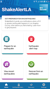 ShakeAlertLA Screenshot