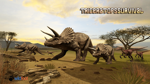 Triceratops Survival Simulator
