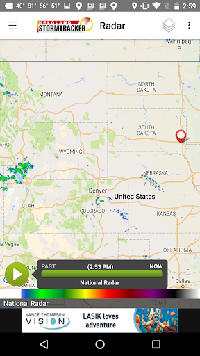 KELO Weather u2013 South Dakota  screenshots 3