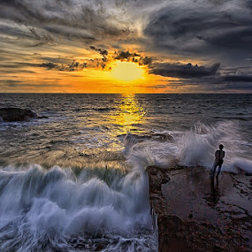by Made Suwita - Landscapes Waterscapes