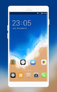 Theme for Gionee P2S HD - náhled