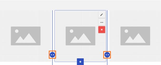 Modifier la template de mon site web responsive design