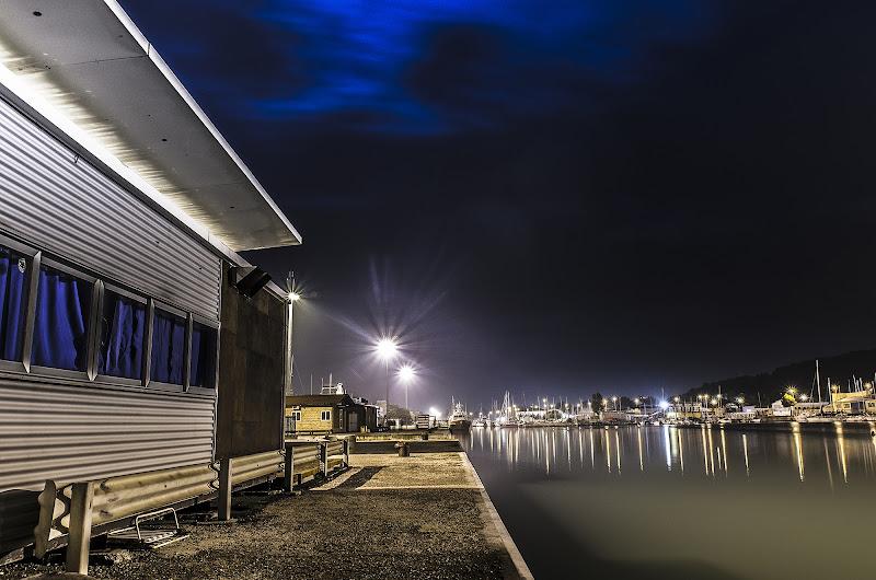 Riflessioni sul mare della notte di Daniela Denaro