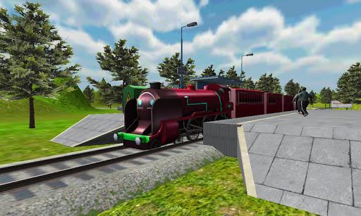 玩免費模擬APP|下載Train Simulator Adventure 2017 app不用錢|硬是要APP
