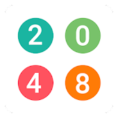 The Round Dots 2048