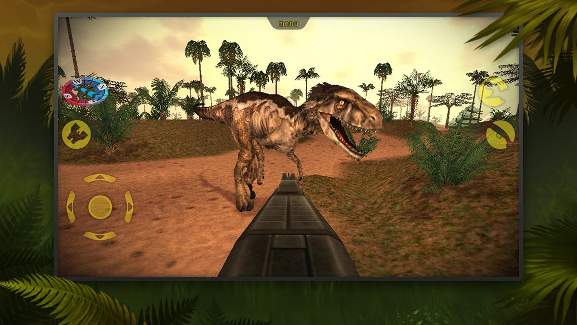 Carnivores dinosaur hunter hd applications android sur - Liste des dinosaures carnivores ...