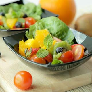 Healthy Fruit Salad.