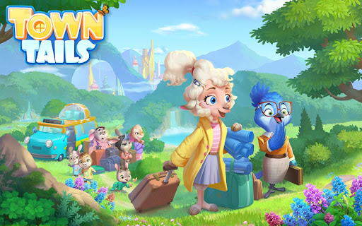 Town Tails - A Match 3 Story