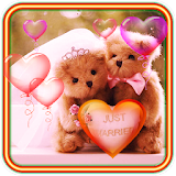 Valentine Bears live wallpaper free version