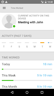 Time Doctor Time-Tracking Tool- screenshot thumbnail