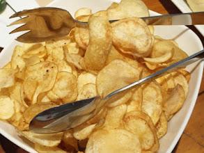 Photo: Homemade Potato Chips