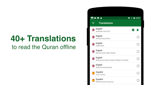 Muslim Pro - Prayer Times, Azan, Quran & Qibla screenshot 14