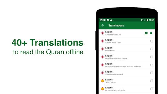 Muslim Pro - Prayer Times, Azan, Quran & Qibla Screenshot