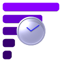 Timagility Free - Time Tracker icon